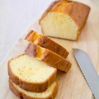 Pound Cake Without Milk Recipes.