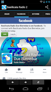 Basilicata Radio 2- screenshot thumbnail