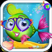 Little Baby Fish Girls Game