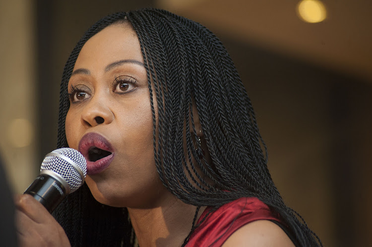 Redi Tlhabi has criticised the EFF's 'yo-yo' stance on public protector Busiswe Mkhwebane.