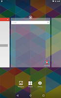 Screenshot of Nova Launcher