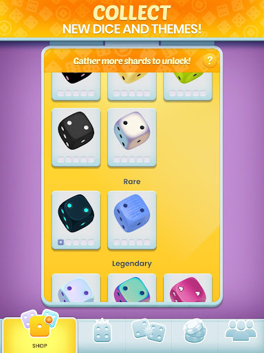 Golden Roll: The Yatzy Dice Game modavailable screenshots 9