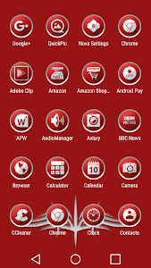 Enyo Red - Icon Pack v1.5