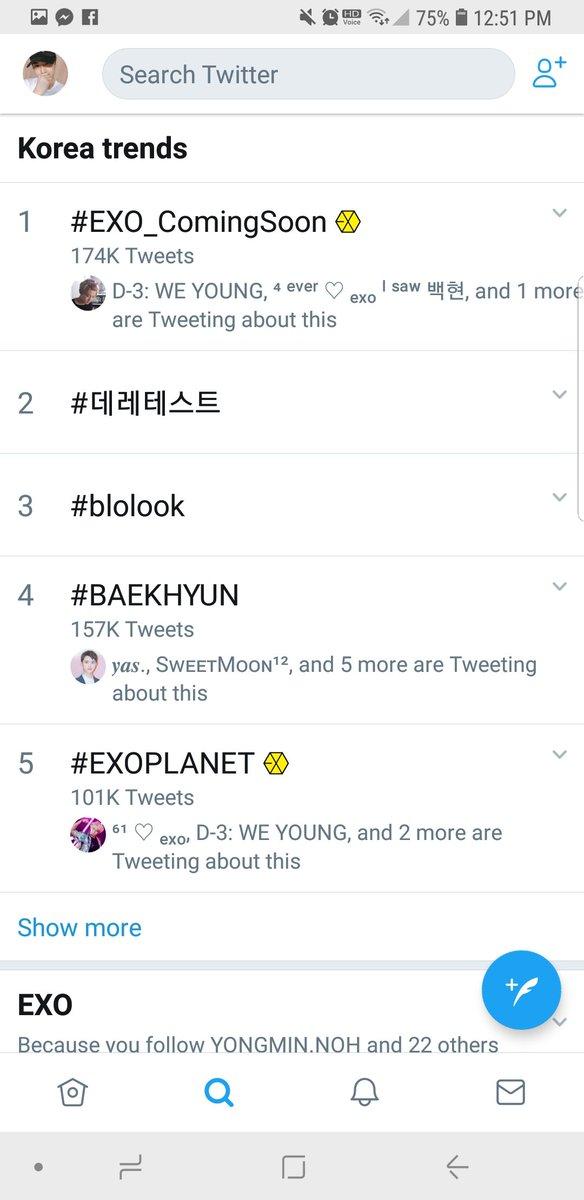 exo-trends