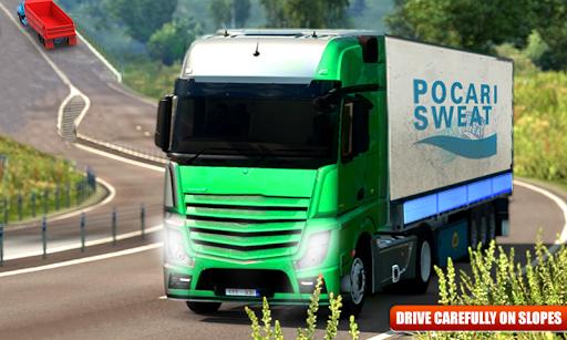 Offroad Cargo Truck Drive Simulator 2018 1.0 screenshots 6