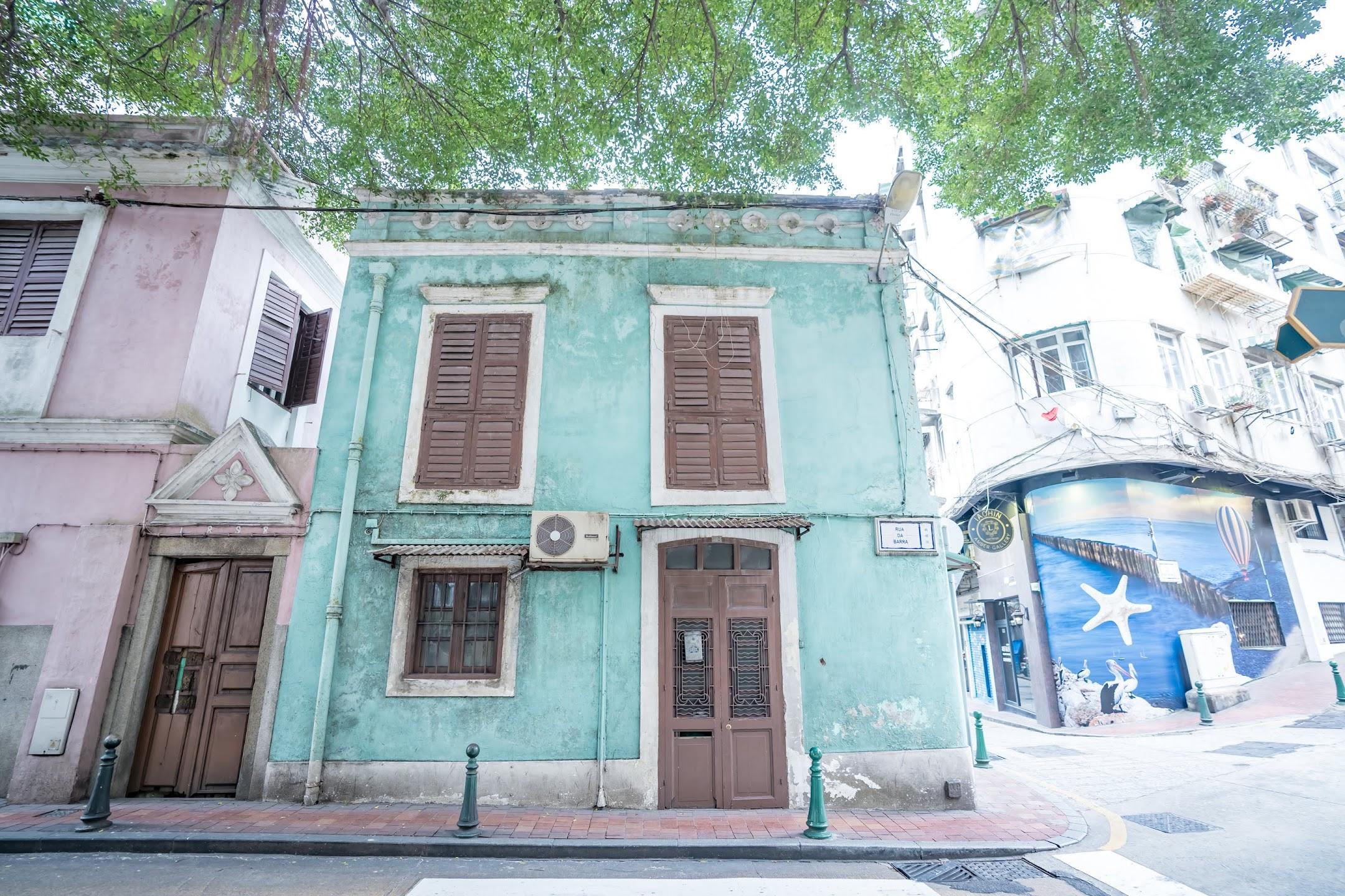マカオ 鄭家屋敷(Mandarin's House/鄭家大屋/Casa do Mandarim)