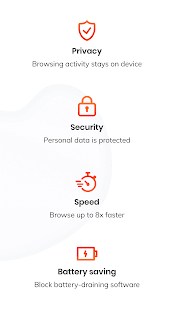 Brave Private Browser: Fast, safe web browser Screenshot