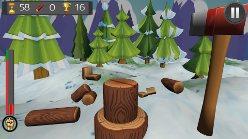 Woodcutter Simulator 3D