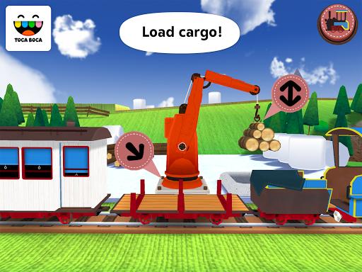 Toca Train  image 3