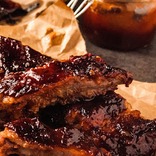 Oven BBQ Ribs