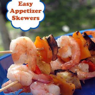 Appetizer Skewers.