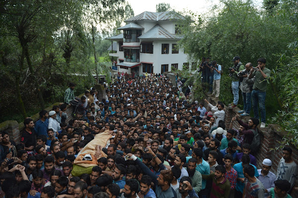 Why the Indian state is failing in Kashmir