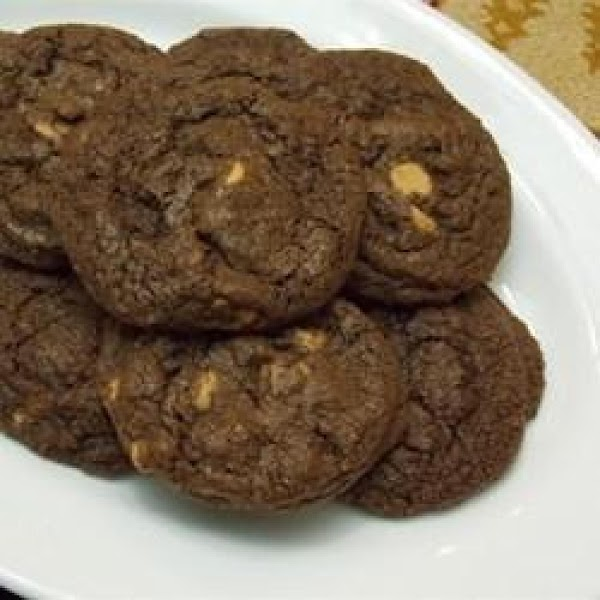 Chocolate Peanut Butter Chip Cookies Recipe
