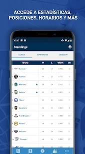 NBA App 7