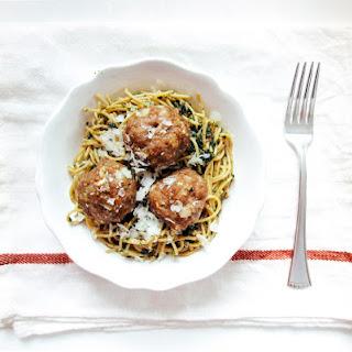 Turkey and Oatmeal Meatballs