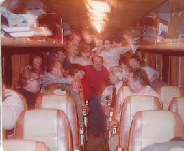 Photo: en el bus de regreso a buenos aires