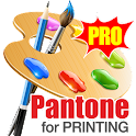 Palette Pantone for Printing icon