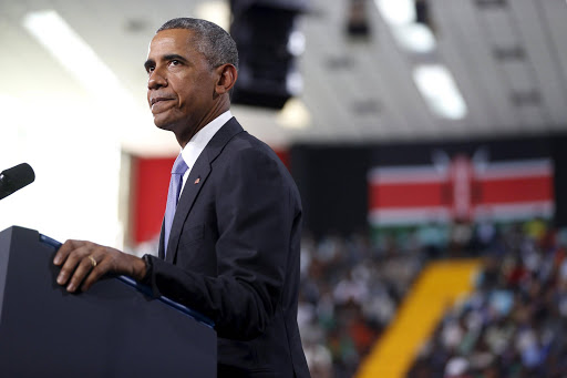 Former U.S. President Barack Obama, whose father was Kenyan chided his host on gay rights and said no African state should discriminate over sexuality while in Nairobi three years ago.