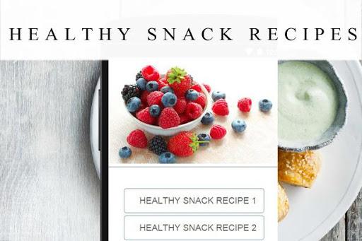 健康零食食譜