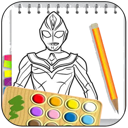 Learn to draw ultraman