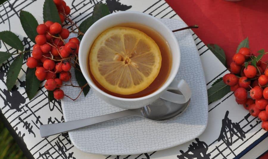 полезная привычка чай
