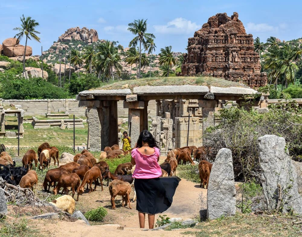 achyutaraya+temple+hampi+temples+india