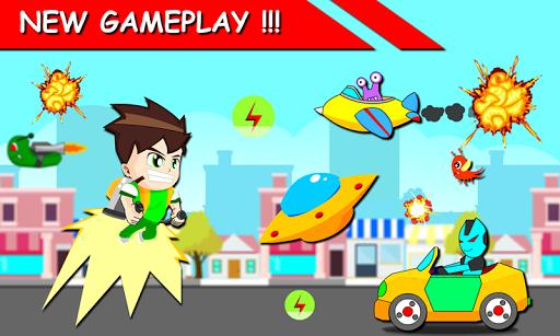 Ben Jetpack Joyfire Alien 1.0.1 screenshots 1