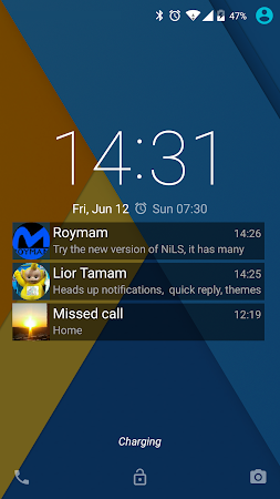 NiLS Lock Screen Notifications 1.7.554 screenshot 642255