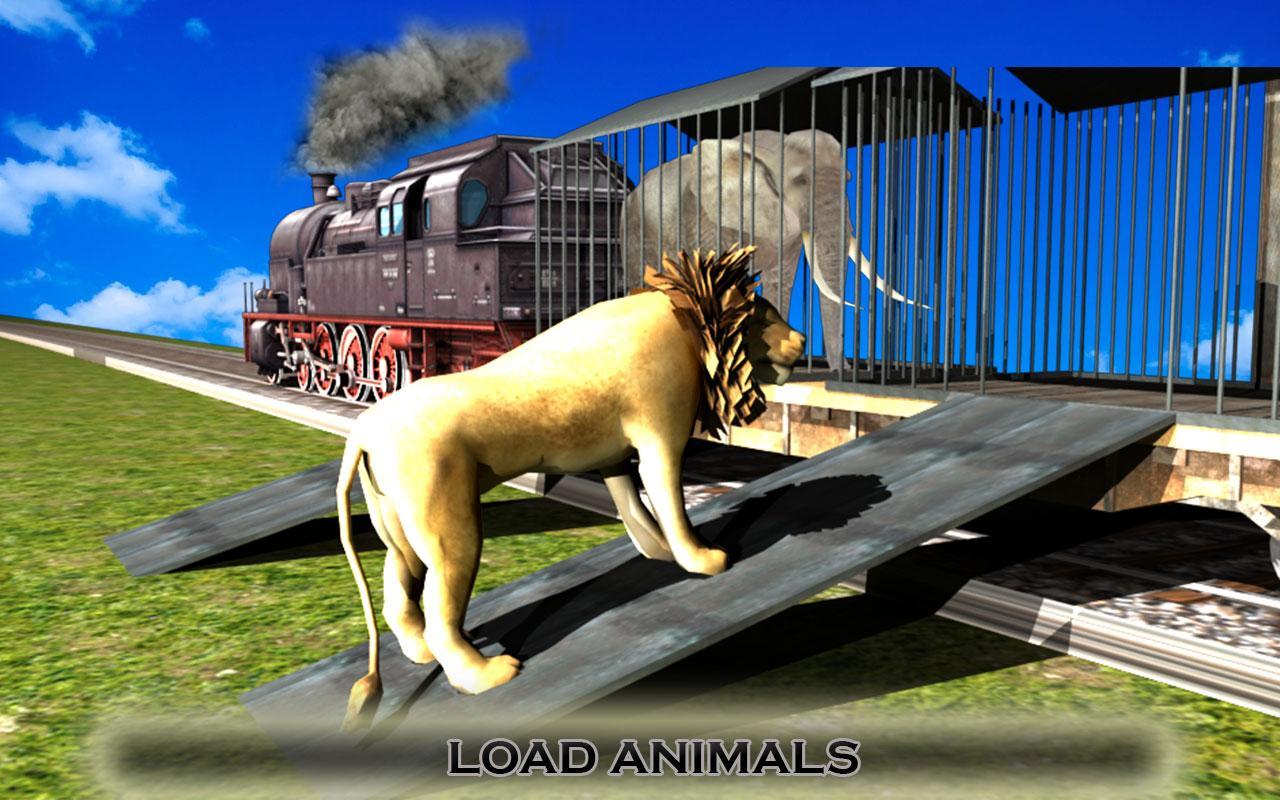 Transportasi Kereta Api Hewan Apl Android Di Google Play