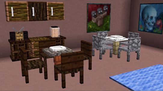 Decoration Mod for Minecraft PE 2