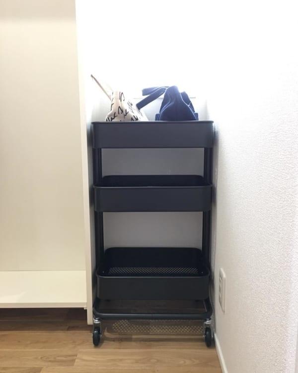 Ikea ワゴン シンデレラ フィット