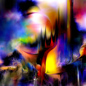 Gestohlene wünsche by Glen Sande - Painting All Painting ( modern, abstract, abstract art, expressionism, contemporary, digital art, gestohlene wünsche, conceptual,  )