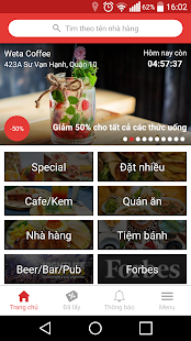 Meete - Food & Drink deal- screenshot thumbnail