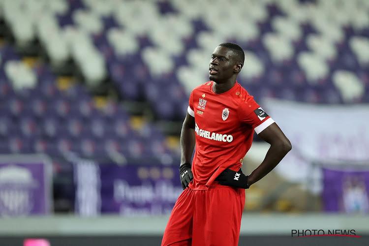 """Spelers Antwerp willen geen commentaar geven: """"Ik begrijp hun ontgoocheling en de woorden die ze daarvoor gebruiken"""""""