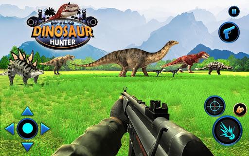 Dinosaurs Hunter Wild Jungle Animals Safari 3.3 screenshots 3