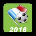 Euro France 2016 icon