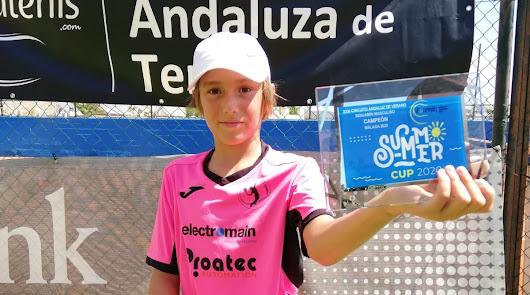 Darío Ruiz se proclama campeón del Circuito Andaluz 'Summer Cup'