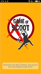 Game of Scoot: miniatura de captura de pantalla