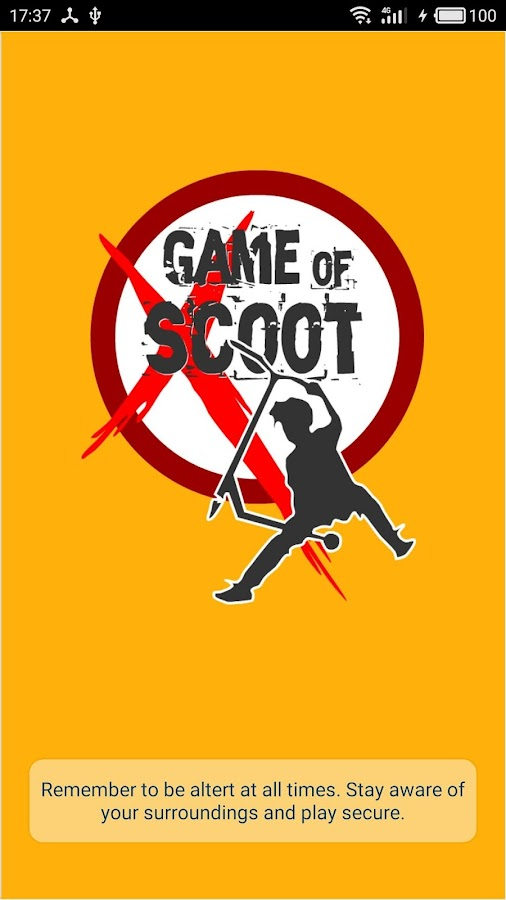 Game of Scoot: captura de pantalla