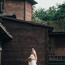 Wedding photographer Sergey Egorov (Egorov). Photo of 17.10.2015