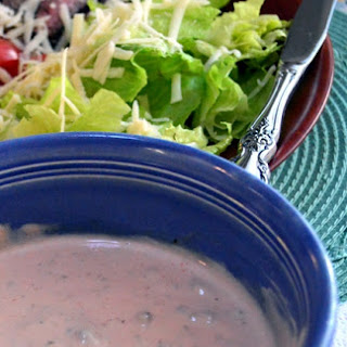 Healthy Thousand Island Dressing