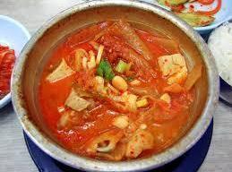 Kim Chee Soup Recipe
