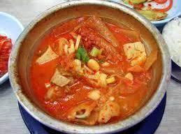 Kim Chee Soup