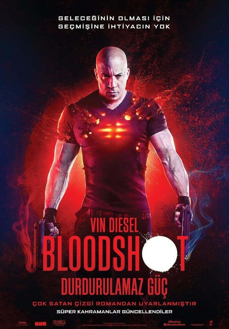Bloodshot: Durdurulamaz Güç - Bloodshot (2020)