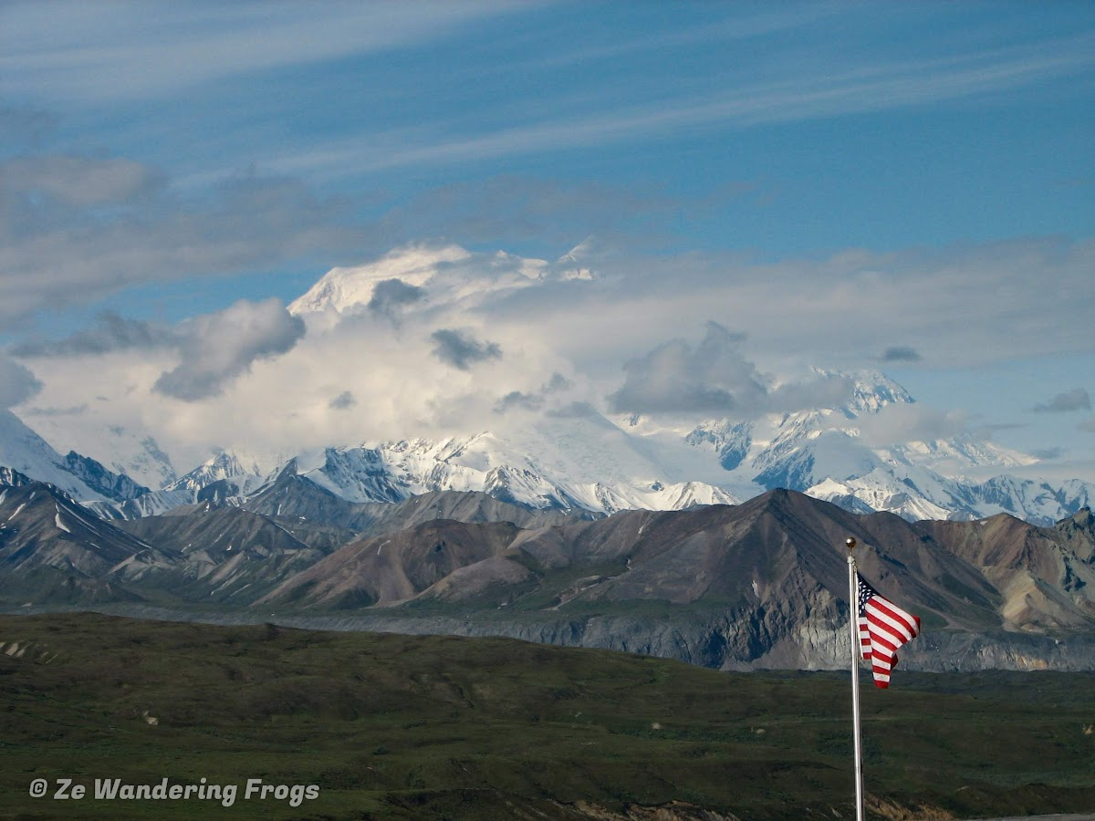 USA Alaska Itinerary 7 Days // Denali National Park Mount Denali