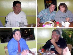 Photo: Garret, Rich2176, Ronnie, Glenn, and UKU@la. King's Bakery & Restaurant - Torrance, CA 1/22/2008
