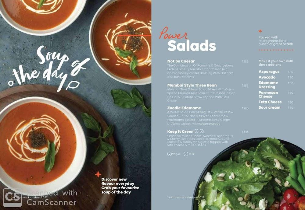 Sandoitchi menu 8