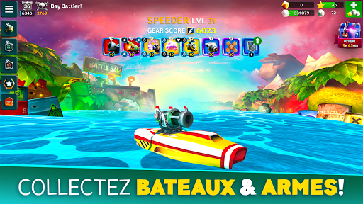 Battle Bay  captures d'écran 2