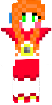 hey i am circus baby i have long hair & i don't have my creepy lines on me