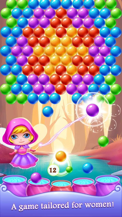 Bubble Shooter Go- screenshot